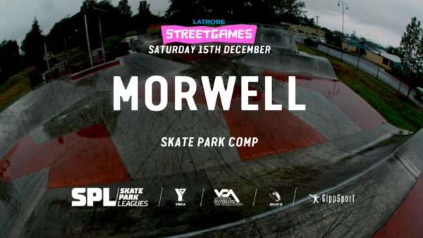 Skate Park League Competition at Morwell Skate Park @ Morwell Skatepark | Morwell | Victoria | Australia