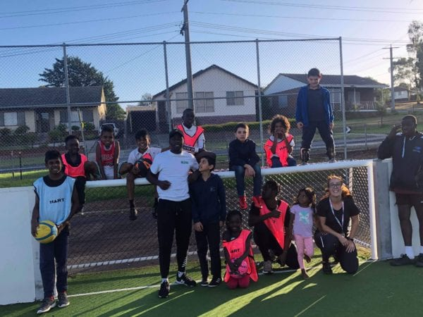 Multicultural Street Soccer Morwell @ Morwell Park Primary School
