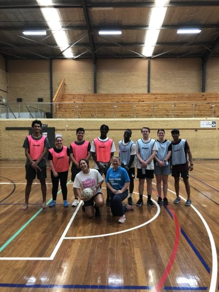 Multicultural Street Soccer and 3x3 Basketball Morwell with CMY and Latrobe Youth Space @ Morwell Leisure Centre