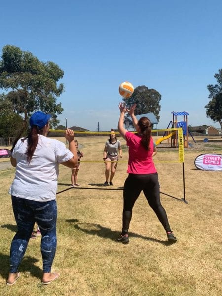 Weekly Traralgon Social Volleyball and Badminton @ traralgon east community centre / priestly park