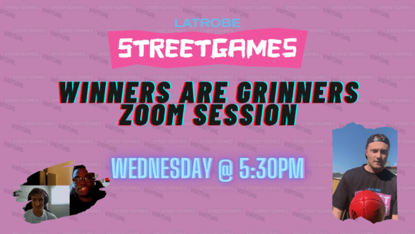 Winner are Grinners - Streetgames Virtual