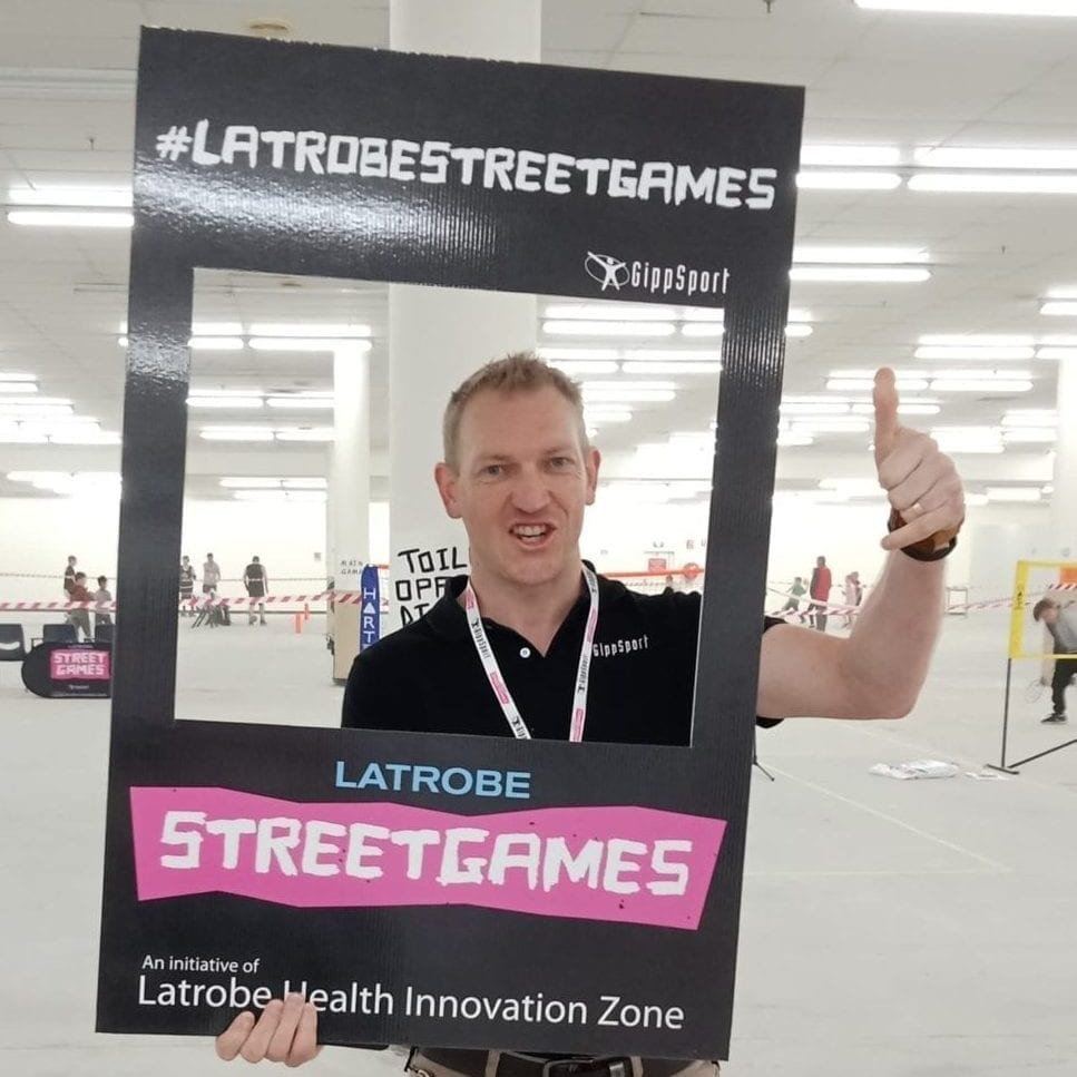 Latrobe-Streetgames-Dan-Poynton-Gippsport-Exective-Officer- Profile-Photo